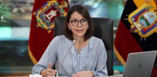 Ximena Garzón Ministra de Salud
